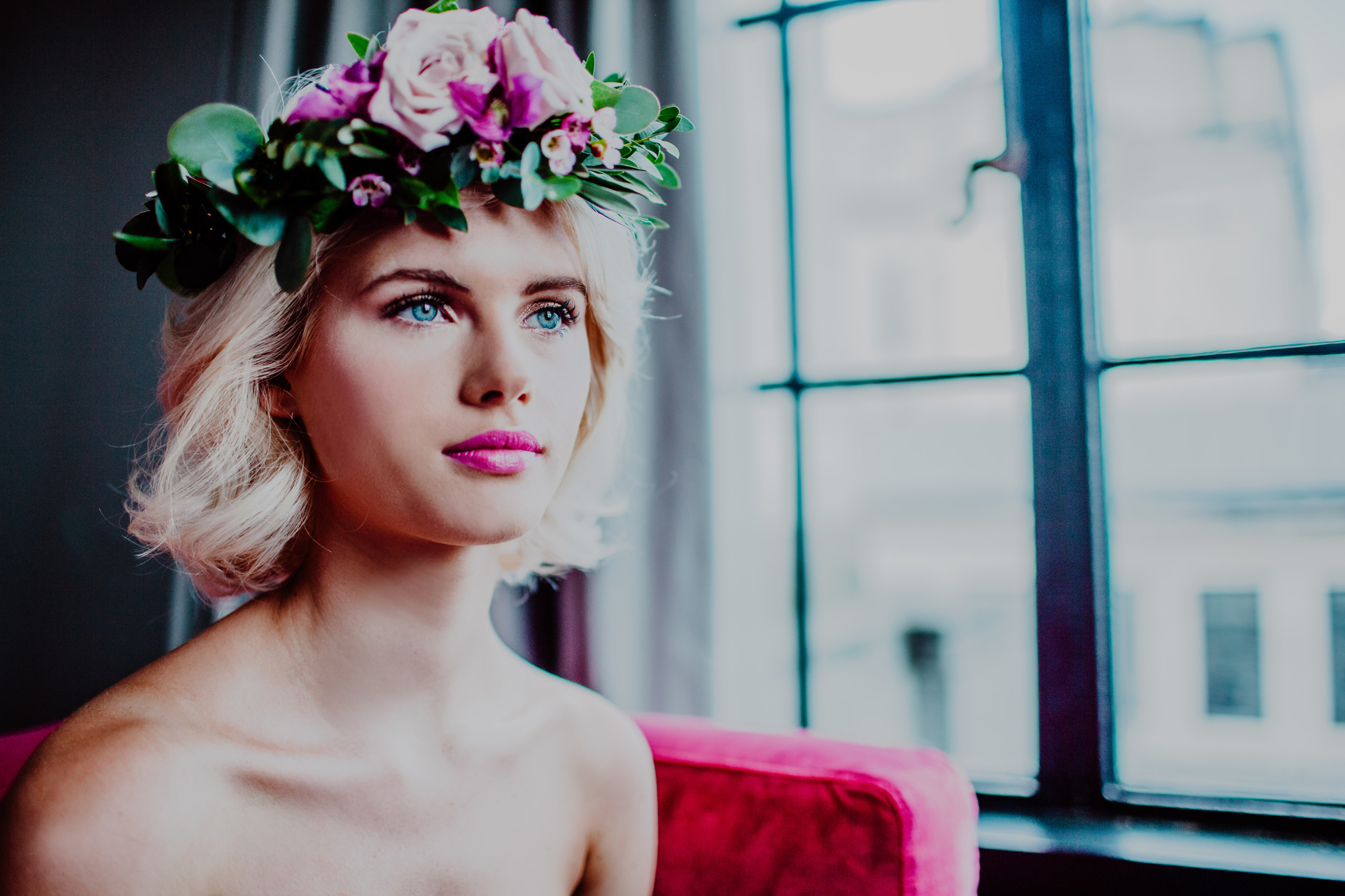 all about style | wedding beauty, hair and make-up | bridebook