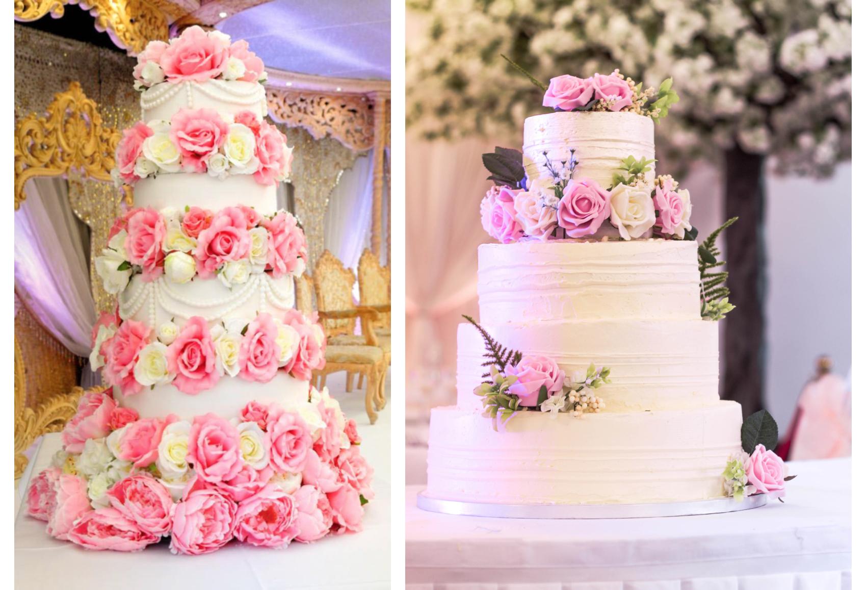 Emilia\'s Cakes | Wedding Cakes | Bridebook