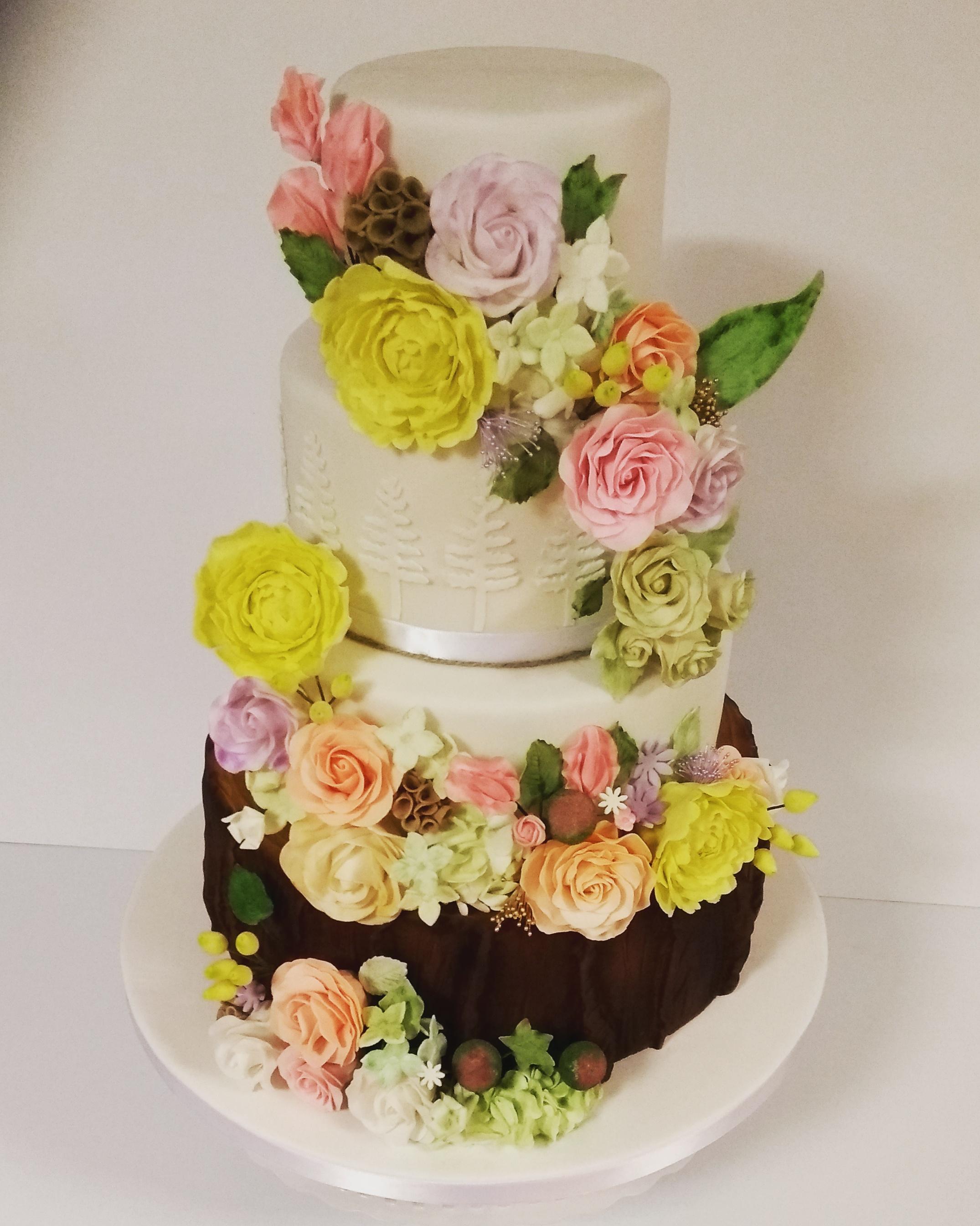 Oliver James Sugarcraft | Wedding Cakes | Bridebook