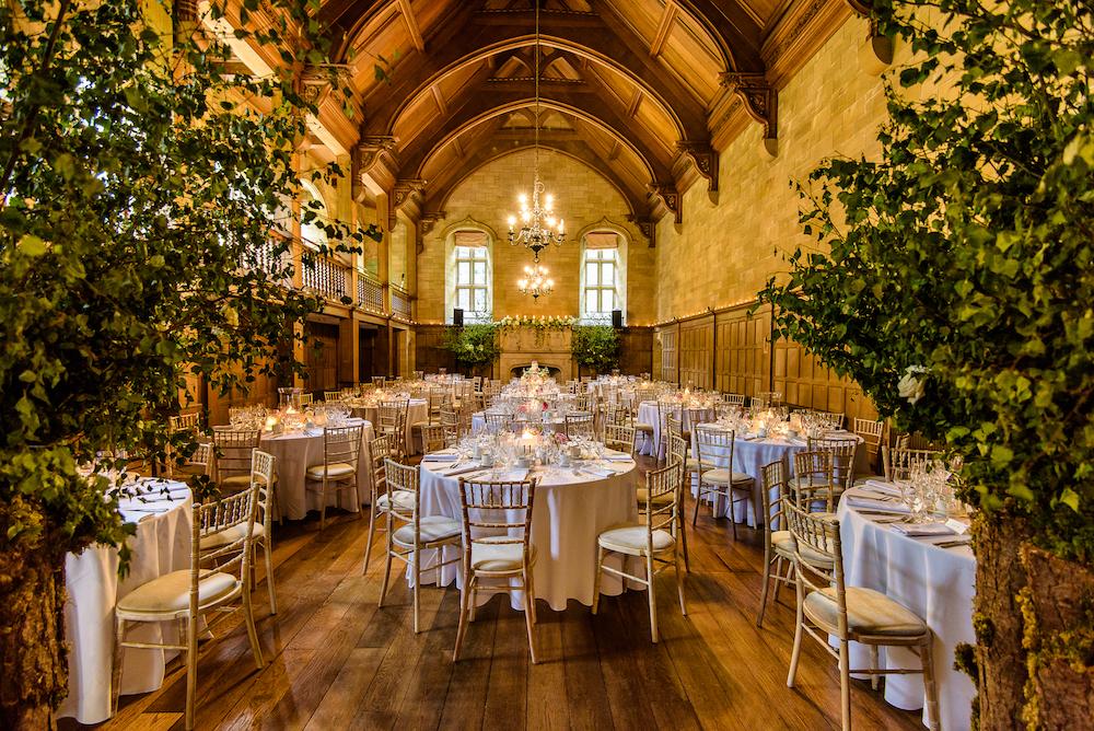 Cambo Estate Wedding Venues Bridebook